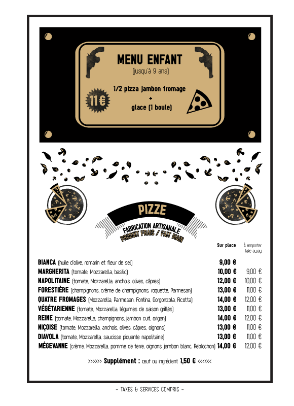 Pizzas Spaggiari