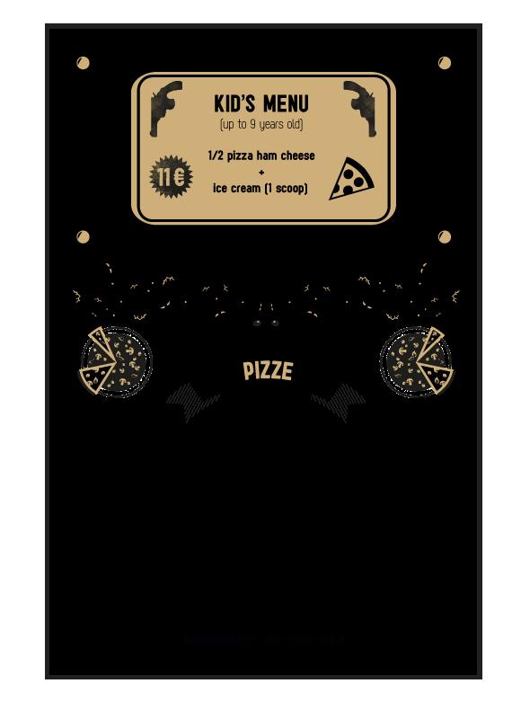 Pizza Megeve